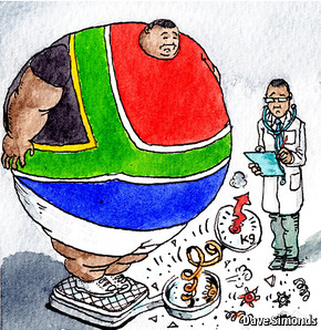 an obese south africa Simply enter your height & your weight to find out what your body mass index is bmi calculator south africa also offers weight loss & weight gain tips.