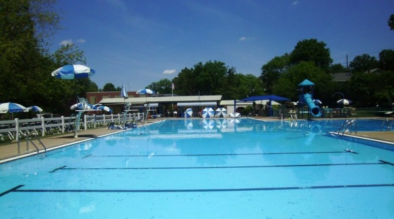 Leonia Pool Gets a New Look