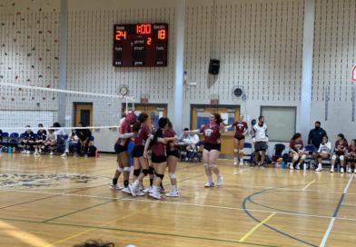 Leonia Lions Volleyball Comeback
